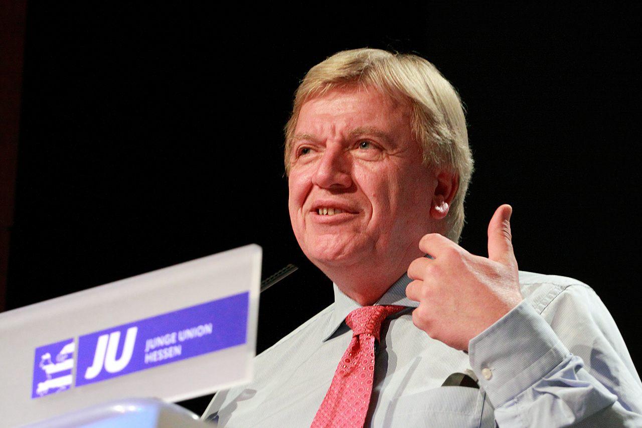 Volker Bouffier Jung